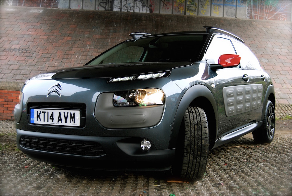 Citroen C4 Cactus – Driven and Reviewed