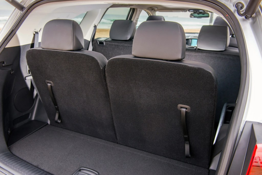 new KIA Sorento seven seats