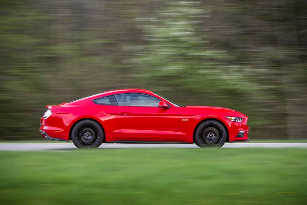 New Ford Mustang – First Drive Review