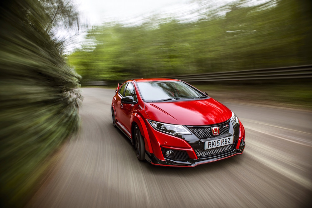 Civic Type R red rhd (14)