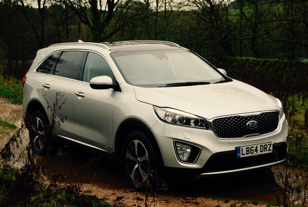 KIA Sorento KX-3 Eco Review