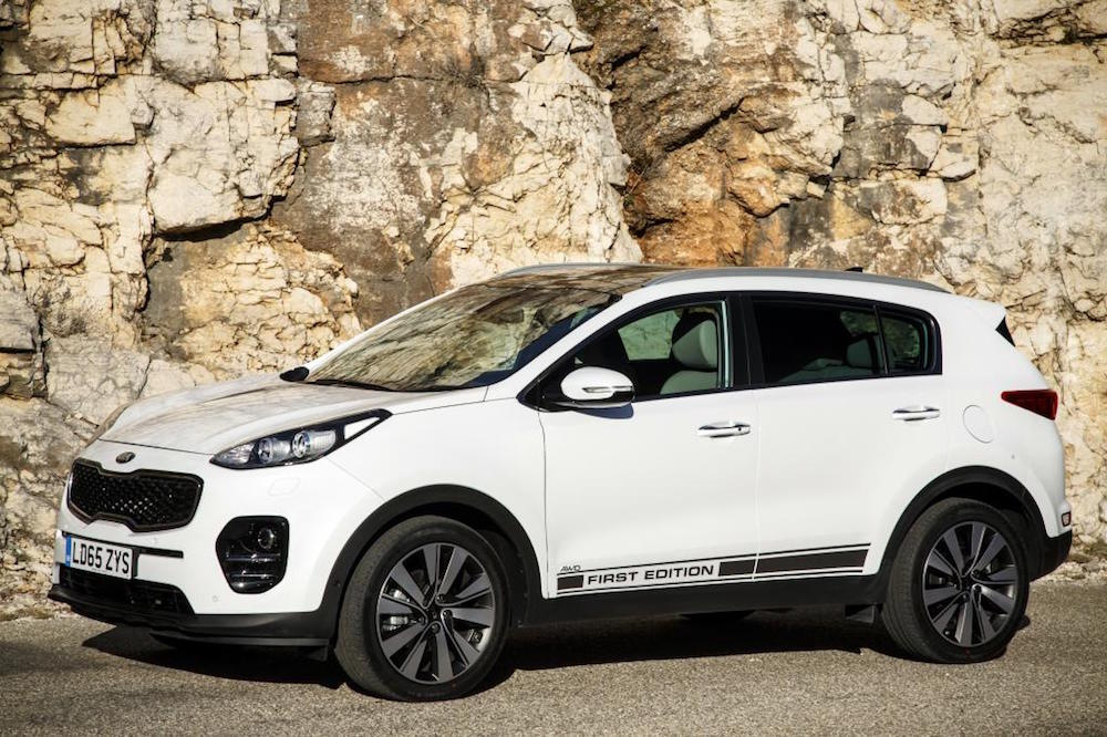 New KIA Sportage – First Drive Review