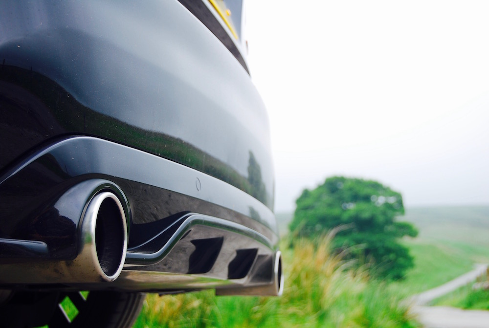 Peugeot 308 GTi 270 exhaust splitter review