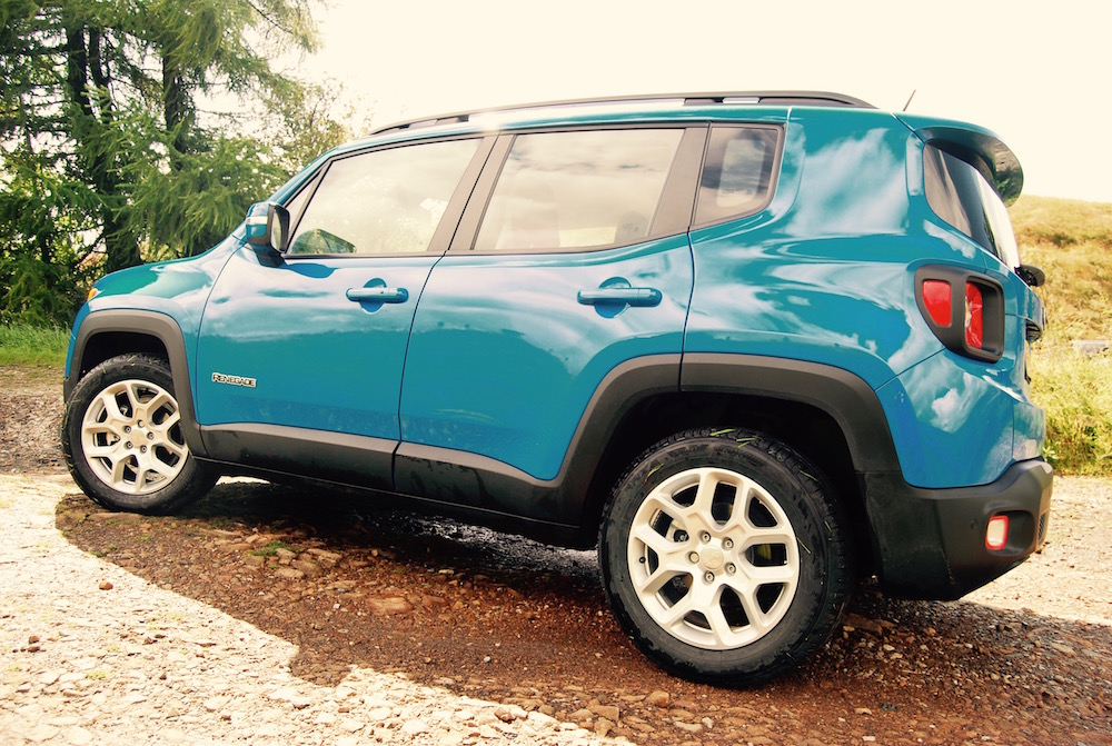jeep renegade blue side review