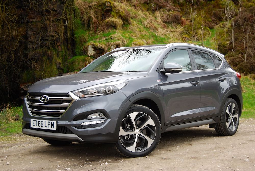 Hyundai Tucson 1.7l CRDi Sport Edition Review