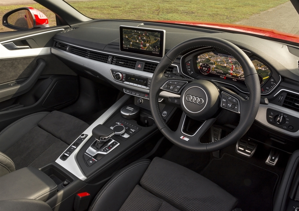 New Audi A5 Cabriolet First Drive Review Driving Torque
