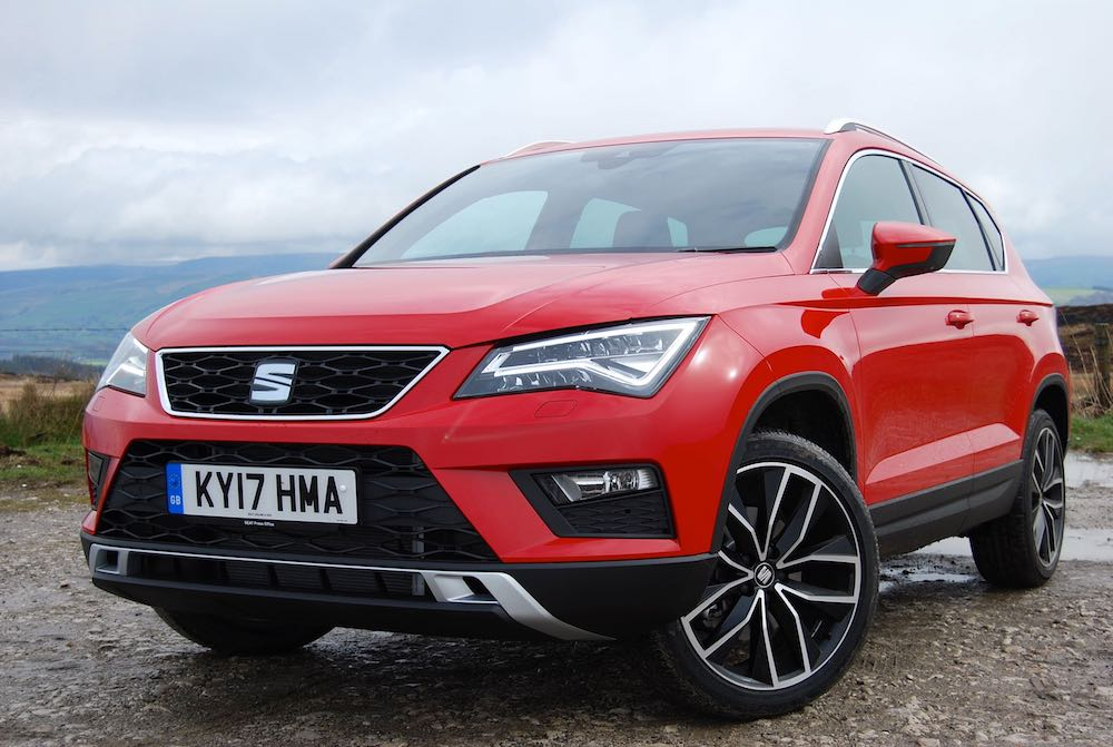 seat ateca xcellence 2 0 tdi review driving torque. Black Bedroom Furniture Sets. Home Design Ideas