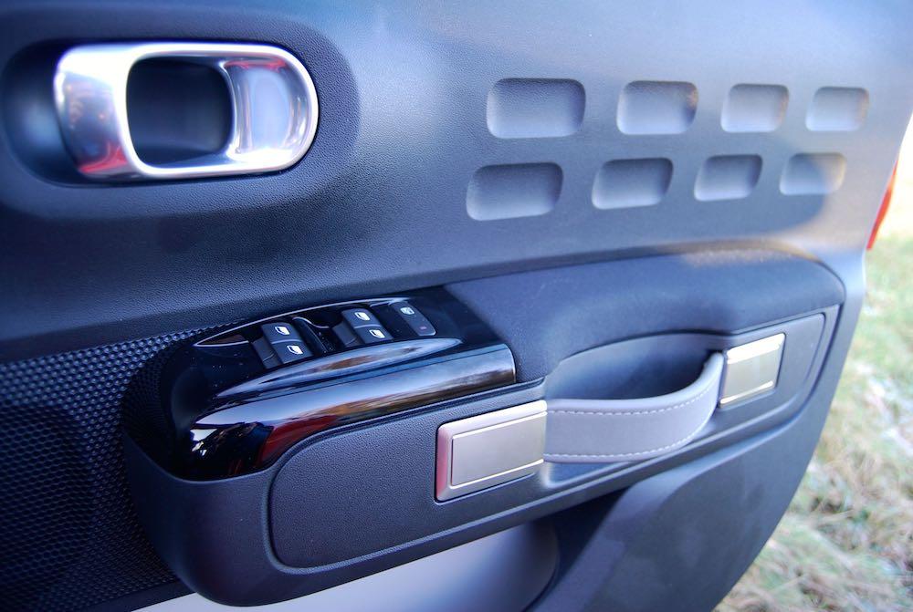Citroen C3 door handle
