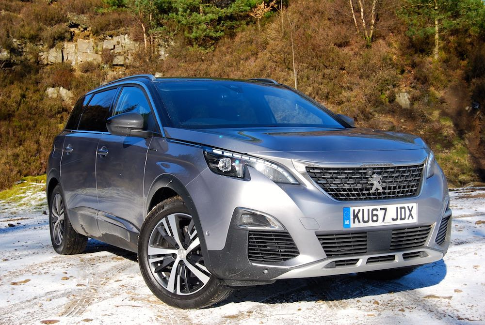 Peugeot 5008 GT Line BlueHDi 150 Review