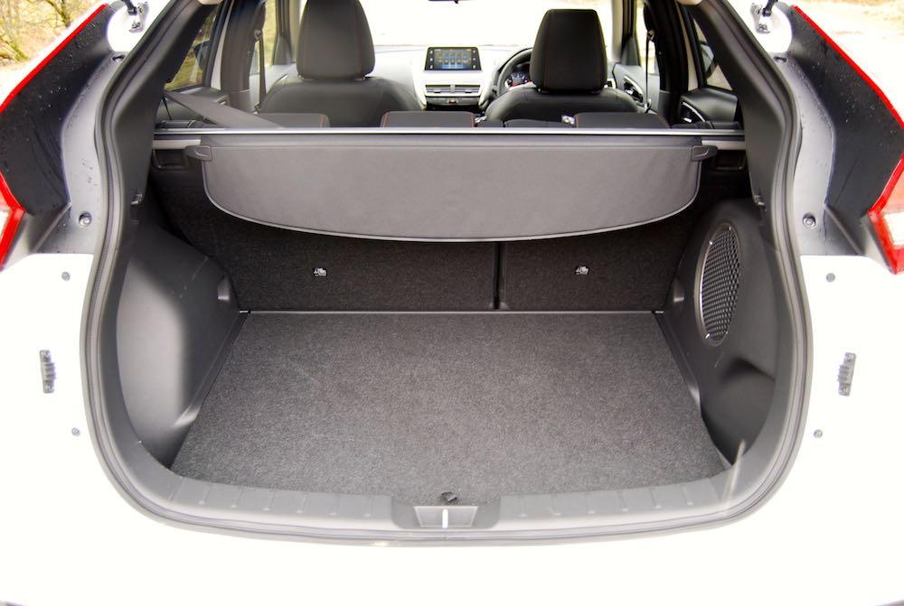 Mitsubishi Eclipse Cross boot