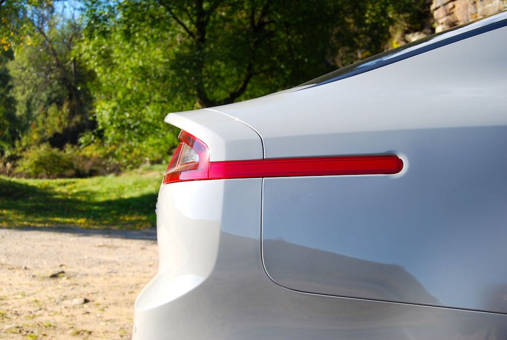 kia stinger grey rear light review roadtest