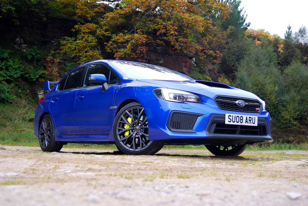 Subaru WRX STi Final Edition Review – Time To Say Goodbye