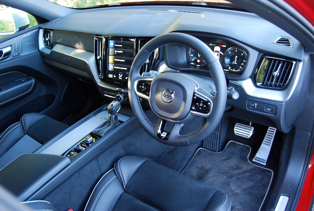 volvo xc60 interior cabin review roadtest