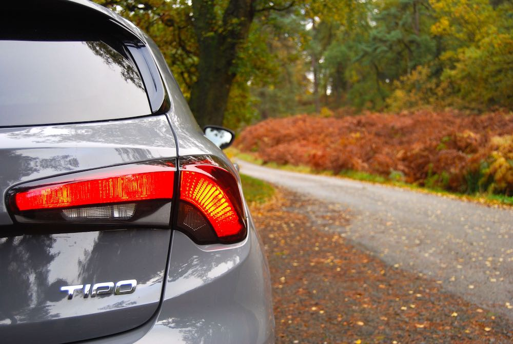 fiat tipo egea neon grey rear light review roadtest