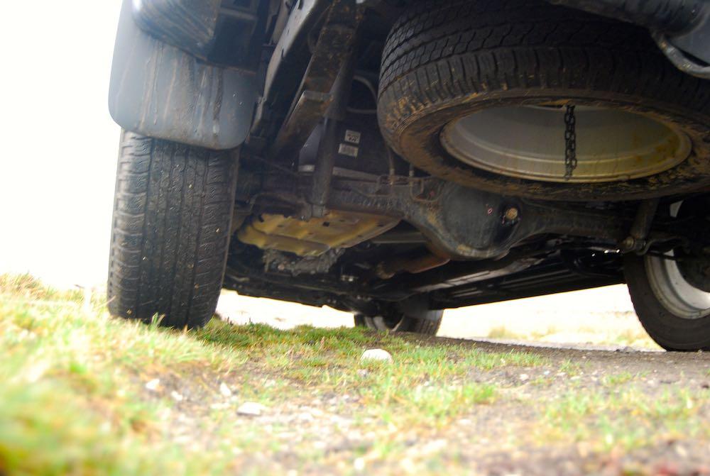 isuzu d-max leaf spring suspension review roadtest