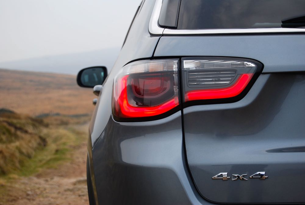2019 jeep compass rear light review roadtest