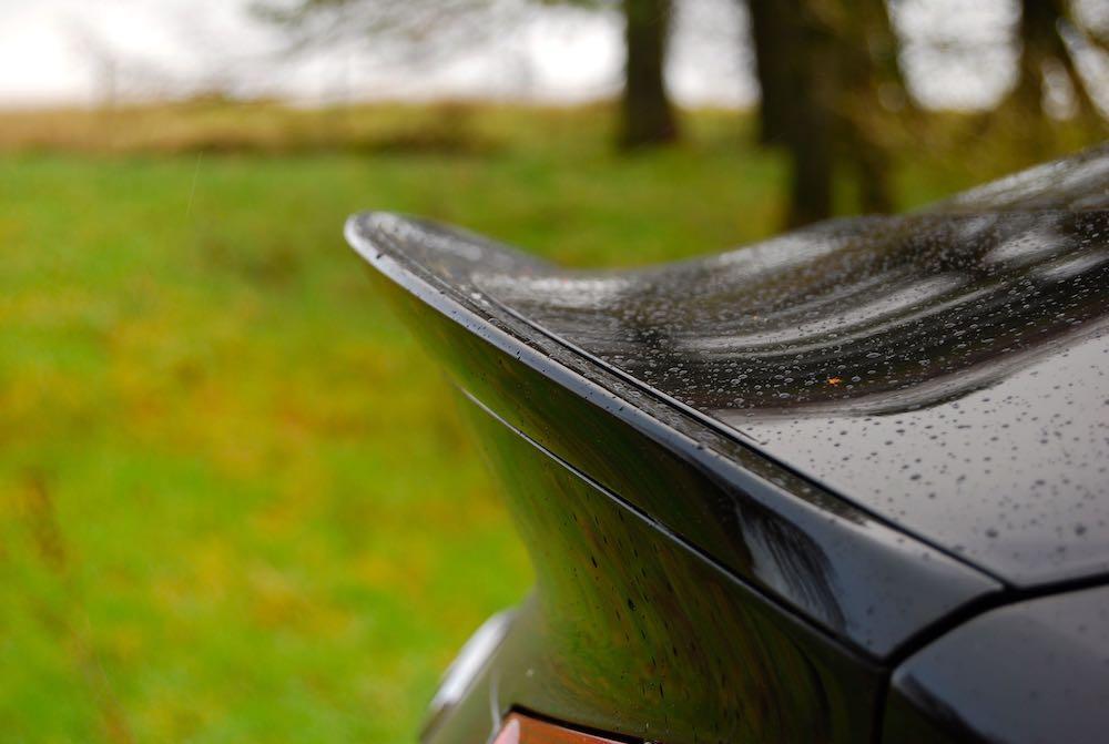 hyundai i30 n fastback duck tail spoiler review roadtest