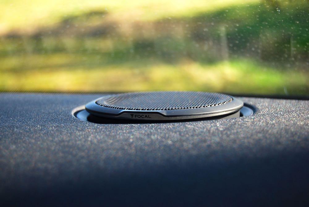 peugeot 508 focal speaker review roadtest