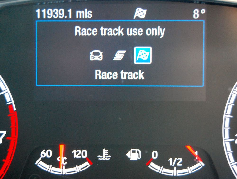 2019 ford fiesta st track use only gauge review roadtest
