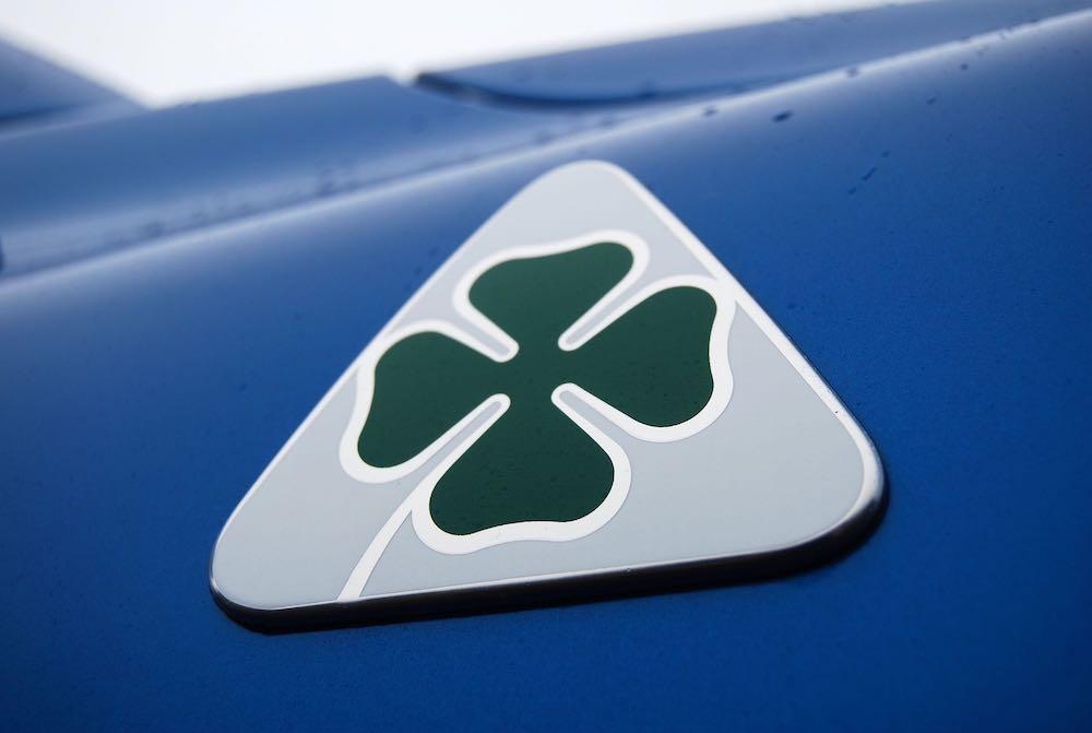 2019 alfa romeo quadrifoglio four leaf clover blue review roadtest
