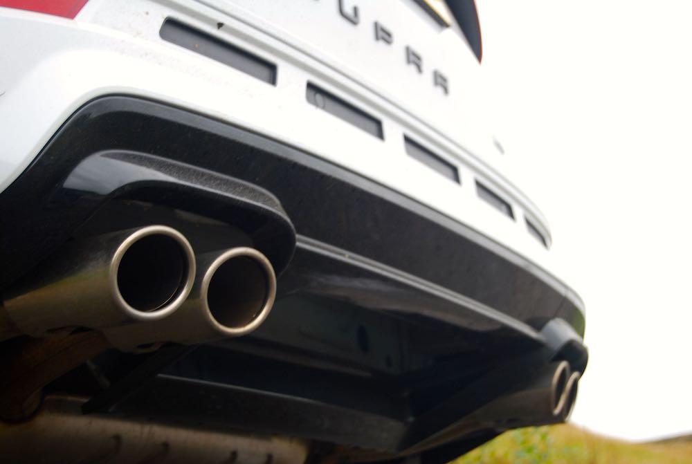 2019 cupra ateca quad exhausts review roadtest