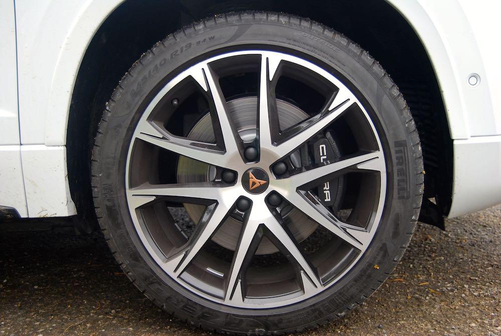 2019 cupra ateca wheel brakes review roadtest