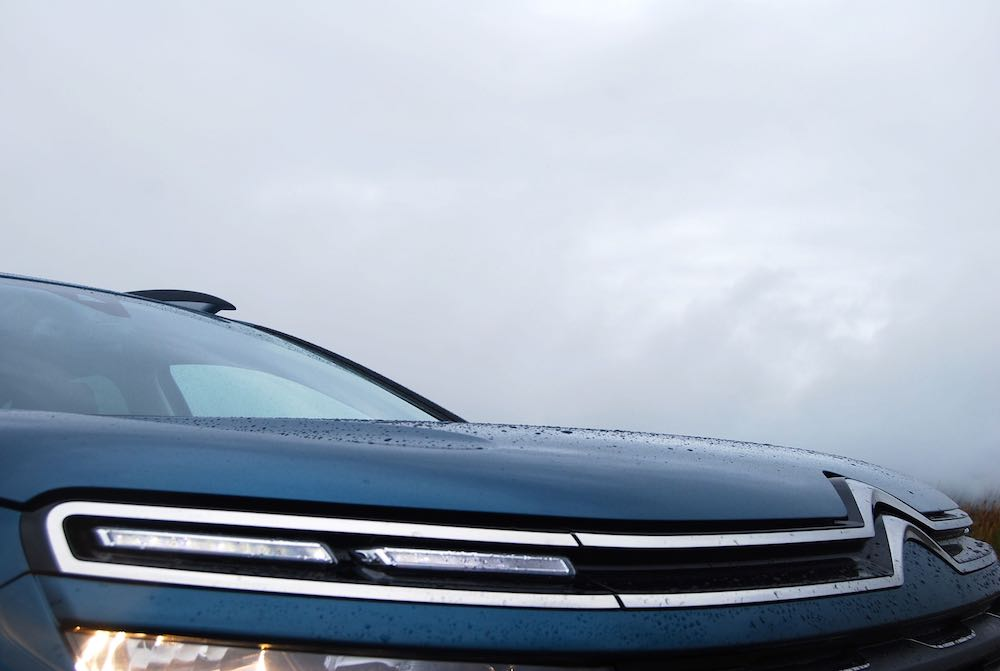 2019 citroen c5 aircross headlight blue review roadtest