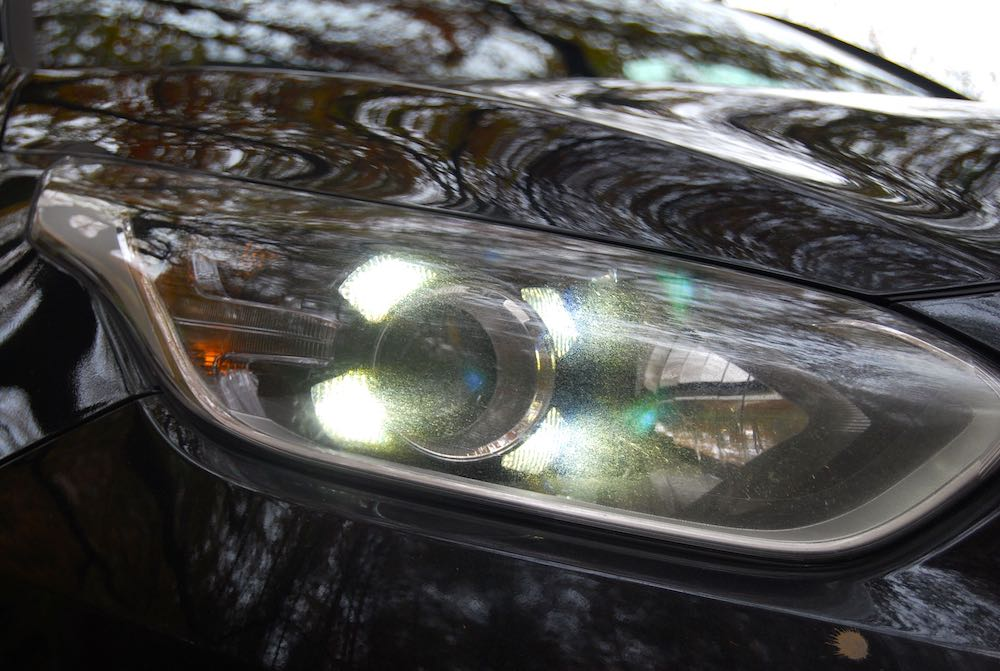 2019 kia ceed gt line headlight review roadtest