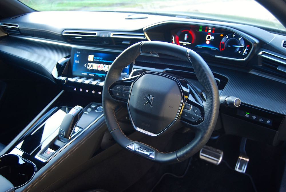 2019 peugeot 508 sw cabin interior review roadtest