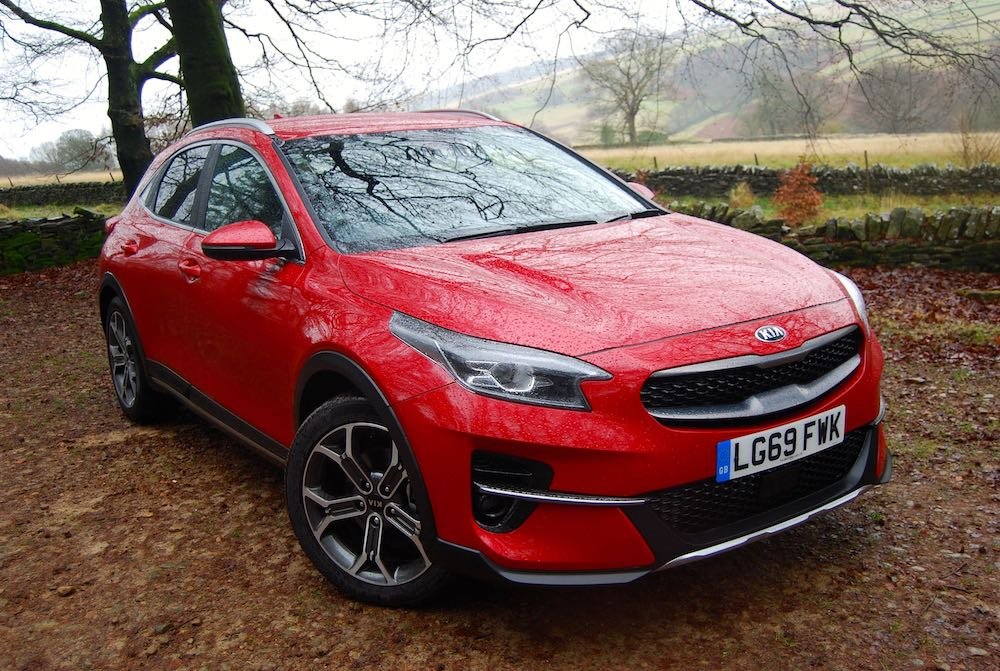 2020 kia xceed red front side review roadtest