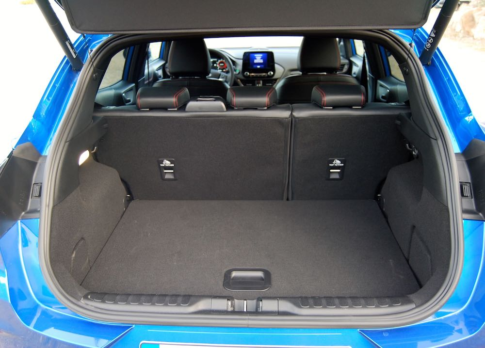 new 2020 ford puma boot trunk review roadtest