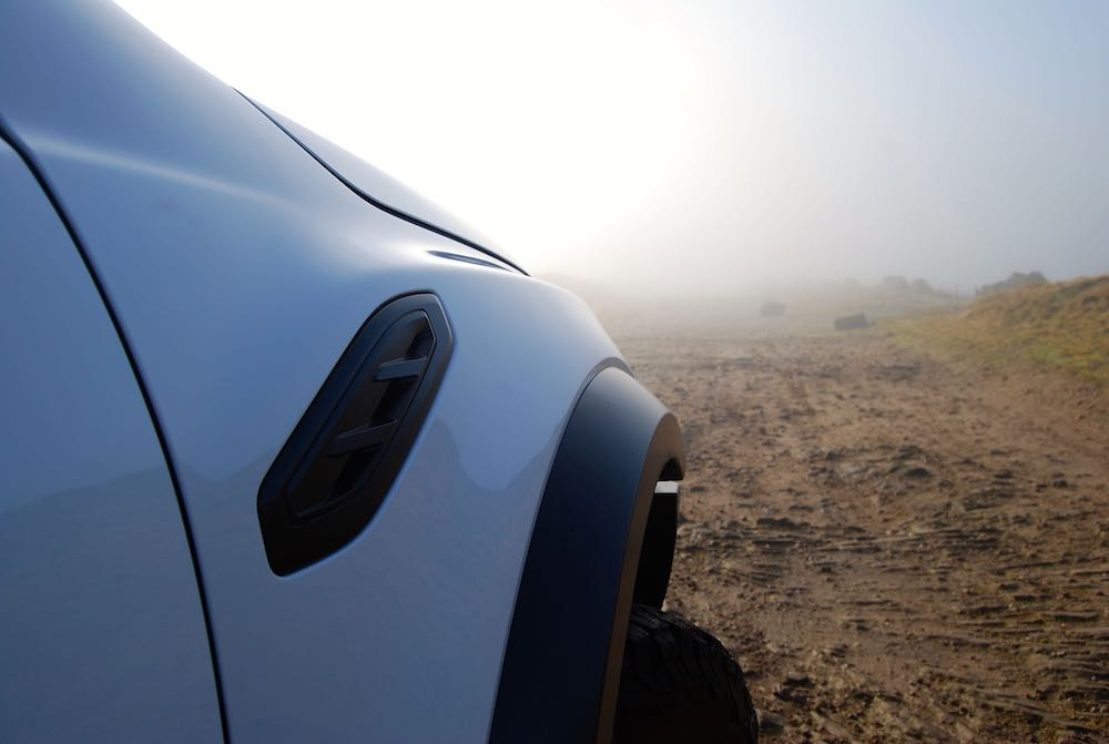 2020 ford ranger raptor front wing white review roadtest