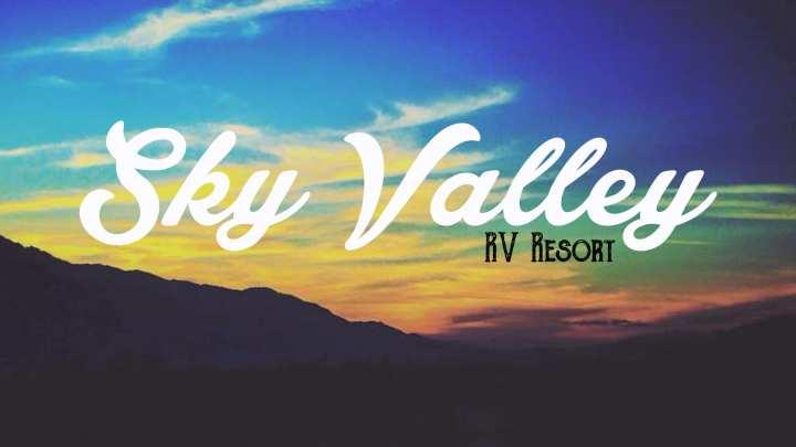 Sky Valley Resort – Desert Hot Springs, California