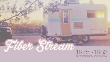 Our 1985 Fiber Stream Camper - and its many modifications  - Drivin
