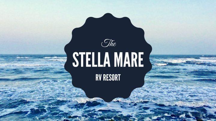 The Stella Mare RV Resort in Galveston, Texas
