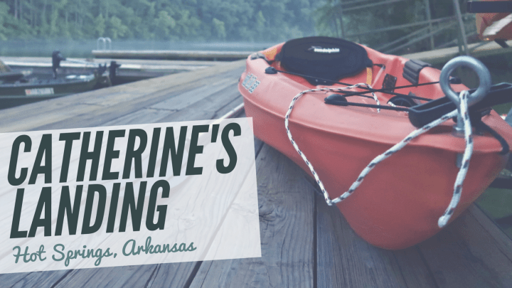 Catherine's Landing in Hot Springs, Arkansas