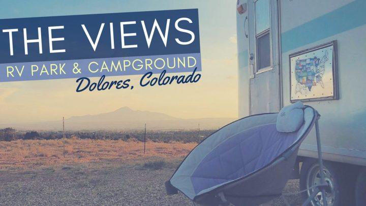 The Views RV Park & Campground // Dolores, Colorado
