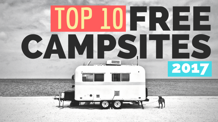 Top 10 Free Camping Locations in America