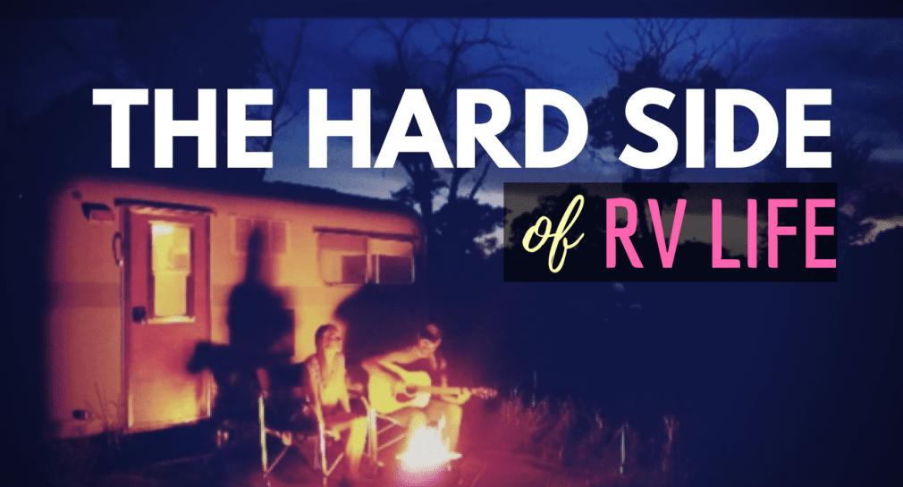 adjusting to RV life