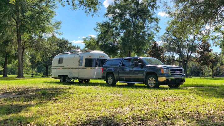 We Live In An Airstream, Here's How We Downsized to RV Life