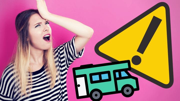 10 Lessons for RV Newbies
