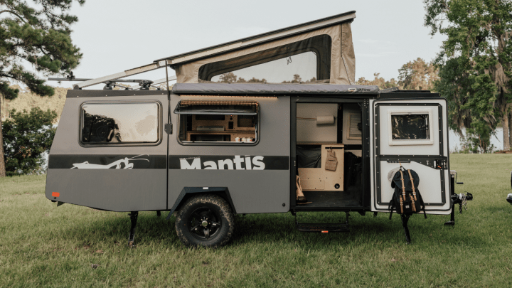 Taxa Mantis Trailer Tour: NASA Architect Designs Trailer