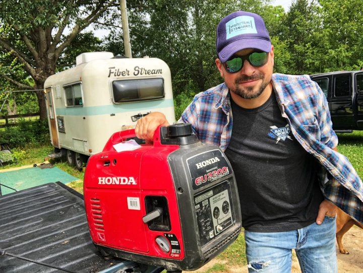 Honda Generator Recall – EU2200 Models