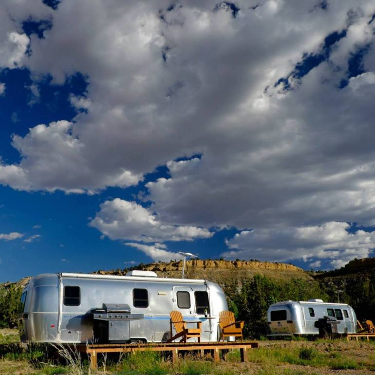 Airstream Hotel - Shooting Star RV Resort