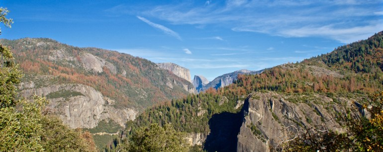 Free Camping in Yosemite