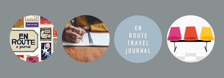 en route travel journal