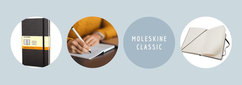 moleskin classic