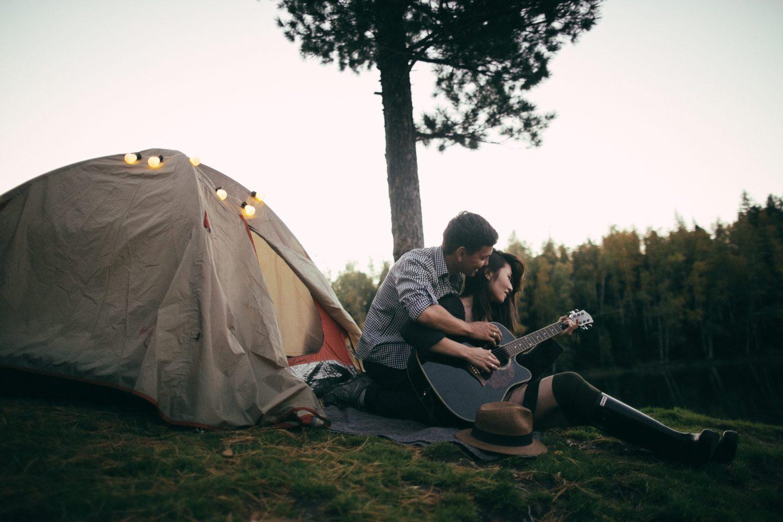 free camping michigan