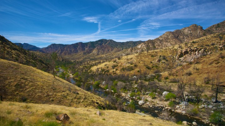 Best Free Camping in Kernville, California