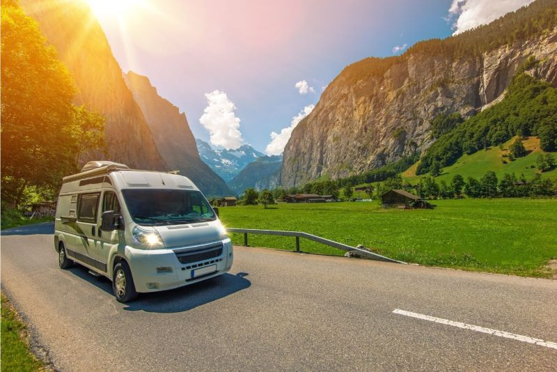campervan RV costs